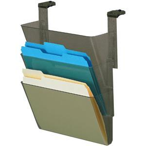 Deflecto Stackable DocuPocket set for partition walls