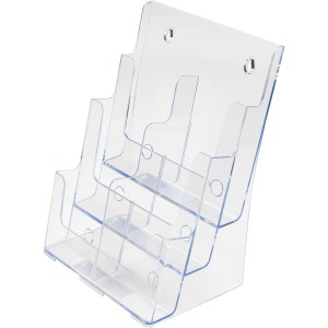 Deflecto Multi-Compartment DocuHolder