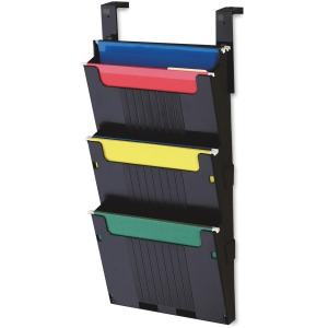 Deflecto Partition Pocket System