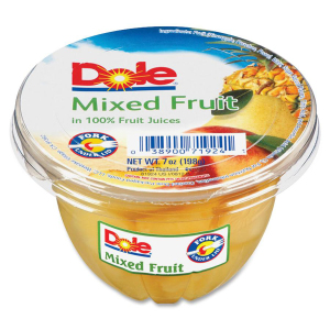 Dole Mixed Fruit Cups