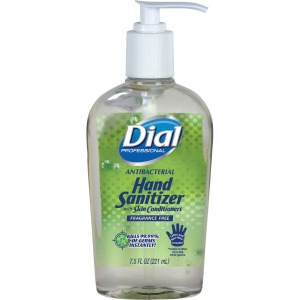 Dial Hand Sanitizer