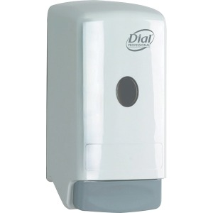 Dial Professional Dial800ml Liquid Soap Push Dispenser