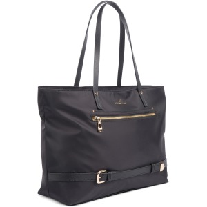 Celine Dion Carrying Case (Tote) Travel Essential - Black, Gold