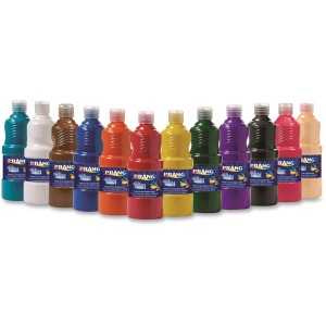 Prang Ultra-washable Tempera Paint