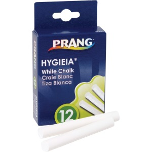 Dixon White Chalk Sticks