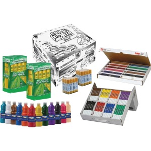 Prang Power Teacher Supply Kit