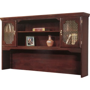 DMi Governor's Collection Mahogany Furniture Hutch