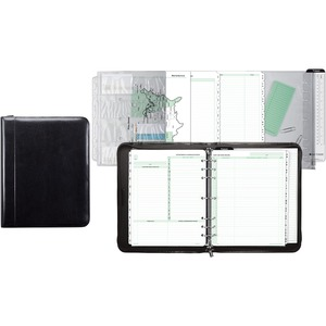 "Day-Timer Aristo 1"" Bonded Leather Binder Set"