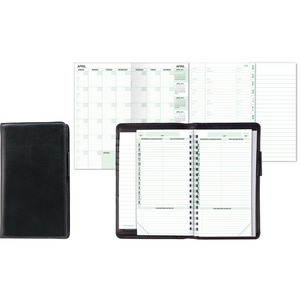 Day-Timer Verona Leather Organizer Starter Set