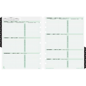 Day-Timer Original Planner Folio Size Refill