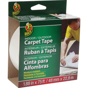 Duck Brand Brand Indoor/outdoor Double-sided Carpet Tape