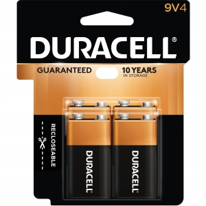 Duracell CopperTop Battery
