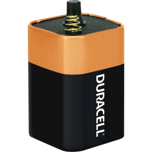 Duracell Coppertop Spring Top 6V Lantern Battery - MN908