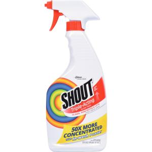Shout Laundry Cleaner