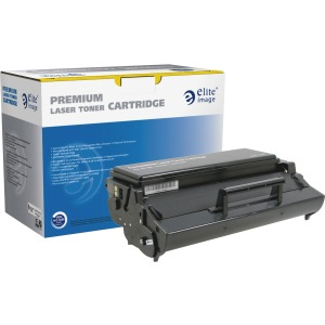Elite Image Remanufactured Toner Cartridge - Alternative for Lexmark (08A0478)