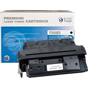Elite Image Remanufactured MICR Toner Cartridge - Alternative for HP 27A (C4127A)