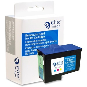 Elite Image Remanufactured Ink Cartridge - Alternative for Lexmark (18L0042)