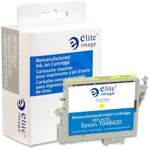 Elite Image Remanufactured Ink Cartridge - Alternative for Epson (T048420)