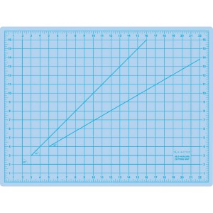Elmer's X7763 Self Healing Cutting Mat