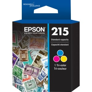 Epson 215 Ink Cartridge - Tri-color