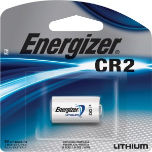 Energizer CR2 Batteries, 1 Pack
