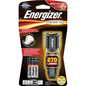 Energizer Vision HD Flashlight
