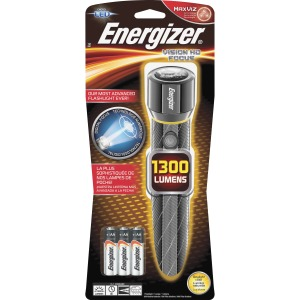 Energizer Vision HD Focus Large Flashlight