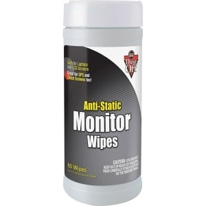Dust-Off Anti-Static Monitor Wipes