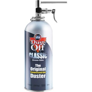 Falcon Dust-Off Chrome Valve Cleaner