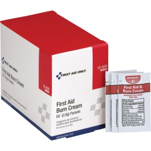 First Aid Only Burn Cream Packets
