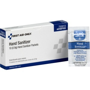 First Aid Only Sanitizing Gel Refill