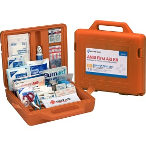 First Aid Only First Aid Only 215-Piece Weatherproof First Aid Kit