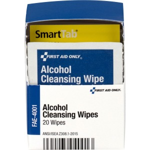 First Aid Only Alcohol Cleansing Pads