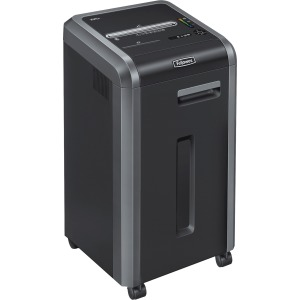 Fellowes Powershred® 225i 100% Jam Proof Strip-Cut Shredder