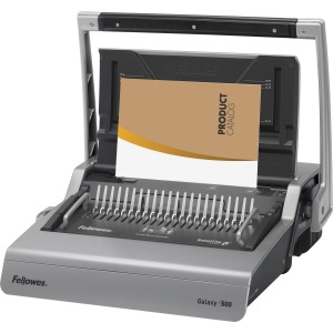 Fellowes Galaxy™ 500 Comb Binding Machine w/ Starter Kit