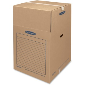 Fellowes SmoothMove™ Wardrobe Box Large, 3pk