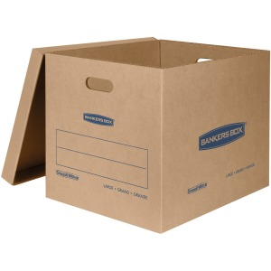 Fellowes SmoothMove™ Classic Moving Boxes, Large