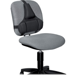 Fellowes Professional Series Back Support with Microban® Protection