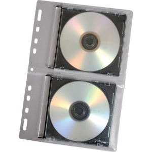 CD Binder Sheet - 10 pack
