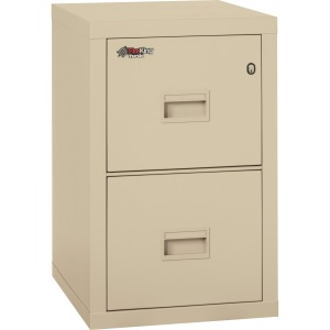 FireKing Insulated Turtle File Cabinet - 2-Drawer