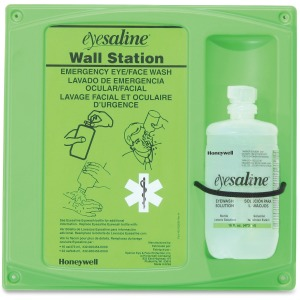 Sperian Fendall Saline Eyewash Wall Station