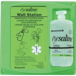 Eyesaline Eyewash Station