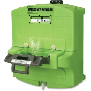 Sperian Fendall Pure Flow Eyewash Station