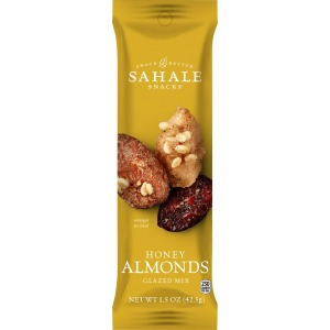Sahale Snacks Honey Almonds Glazed Snack Mix