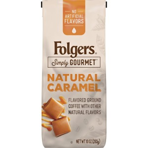 Folgers Gourmet Flavored Ground Coffee