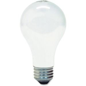 GE Lighting 53-watt Energy-efficient A19 Bulbs