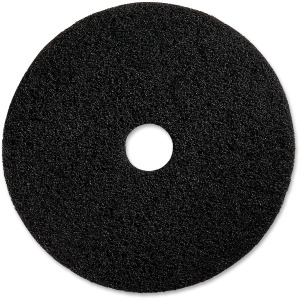 Genuine Joe Black Floor Stripping Pad