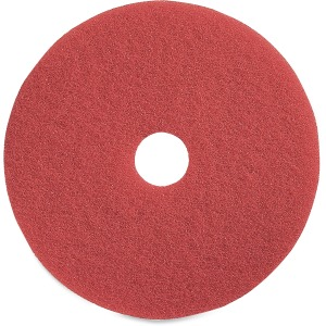 Genuine Joe Red Buffing Floor Pad