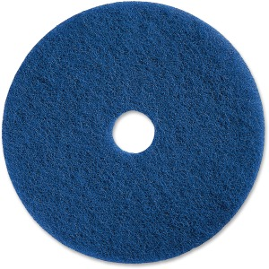 Genuine Joe Medium-duty Scrubbing Floor Pad