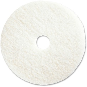 "Genuine Joe 20"" Super White Floor Pad"